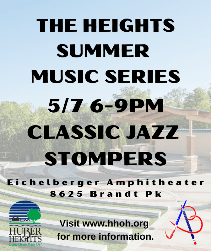 May 7 Classic Jazz Stompers